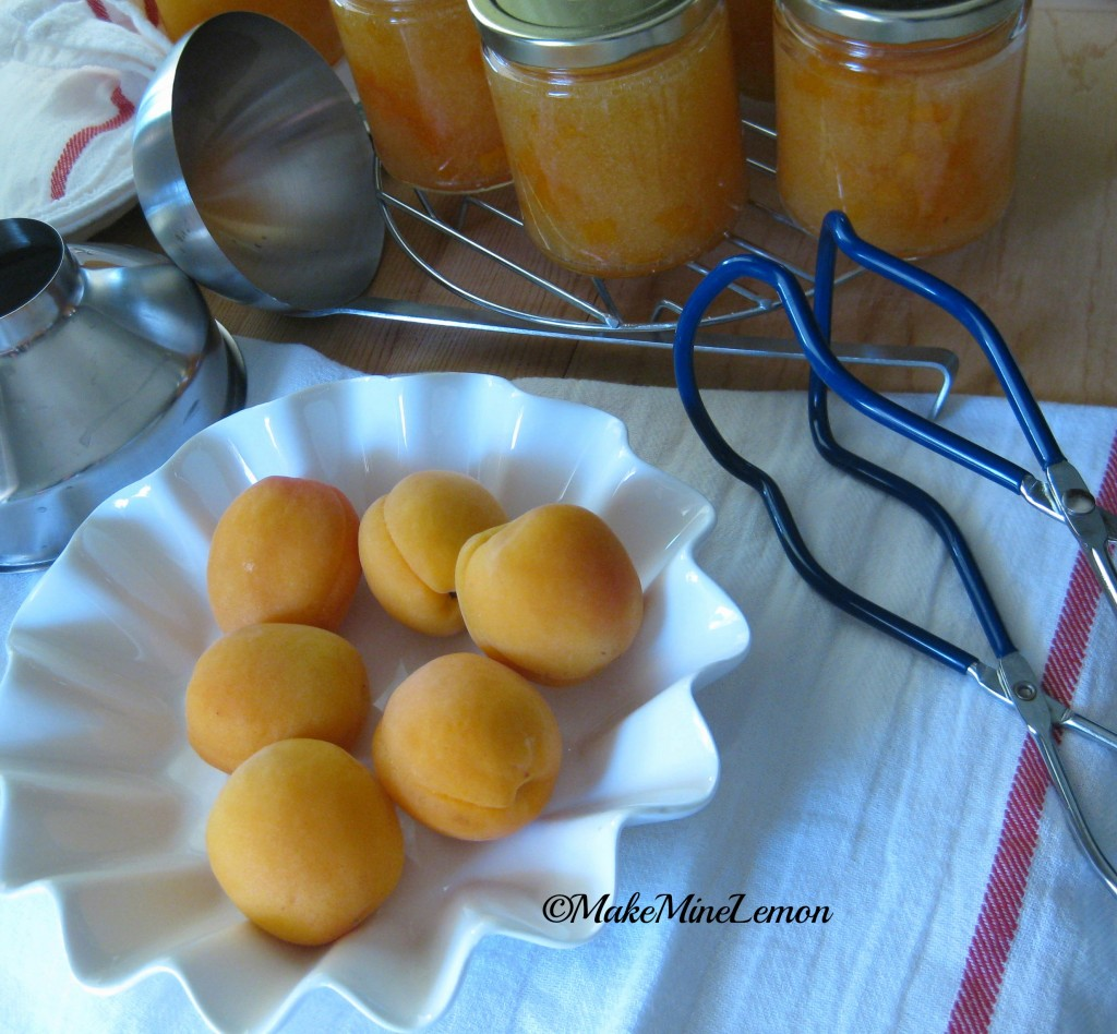 ©MakeMineLemon - Apricot Jam