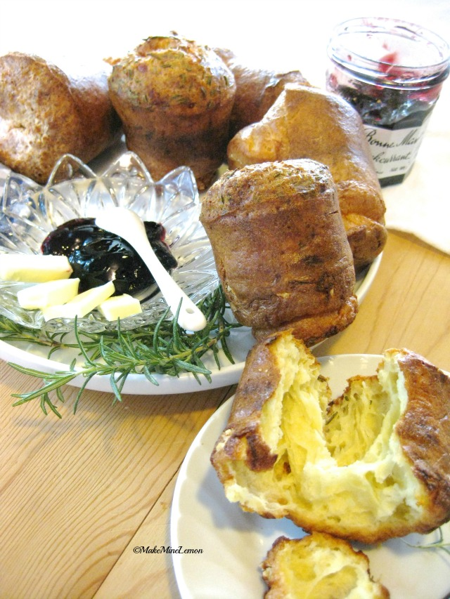 MakeMineLemon - Light and Airy Popovers